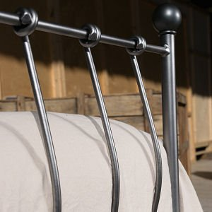 Metal Bed - Hand Made Quality from Nights In Iron